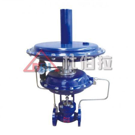 氮封阀门 自力式氮封阀指挥器 储罐氮封压力