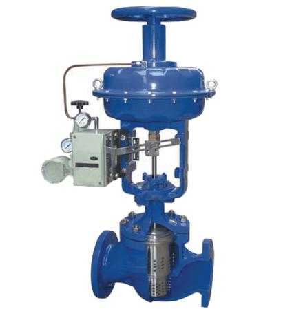 简单介绍气动式调节阀的用途及特点